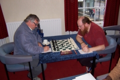 Peter Wallace v Harry Feather