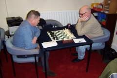 Jason Chapman v Mark Armitage